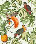 Paradisio Tropical Wallpaper 6302-07 By Erismann Wallcoverings